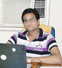 Chandramani Pandey - Project Manager